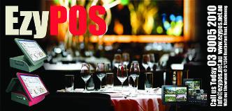 EzyPOS Restaurant Point of Sale (POS) Systems Melbourne
